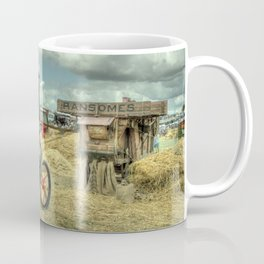 Traction Thresh Coffee Mug