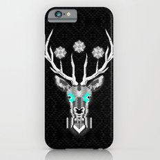 Silver Stag Geometric Slim Case iPhone 6