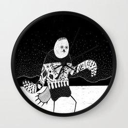 Ookpik Wall Clock