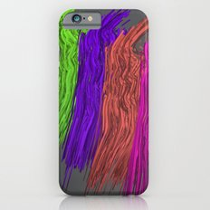 Nails on A Chalkboard Slim Case iPhone 6s