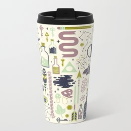 The Witch's Collection Metal Travel Mug