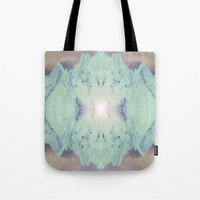 crystal Tote Bags featuring Crystal by Margit