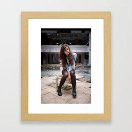 Dan2 Framed Art Print