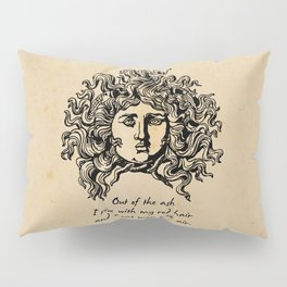 Sylvia Plath - Lady Lazarus Pillow Sham