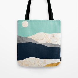 Modern Landscape XIV Tote Bag