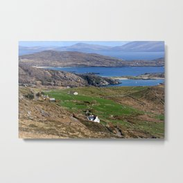 Ring Of Kerry Metal Print