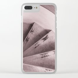 Sinistral Clear iPhone Case