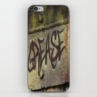 grease iPhone & iPod Skins featuring Grease by Doug McRae