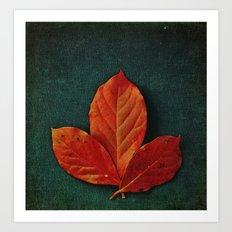 New Leaf Art Print