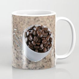 Cup of Coffee Beans Coffee Mug