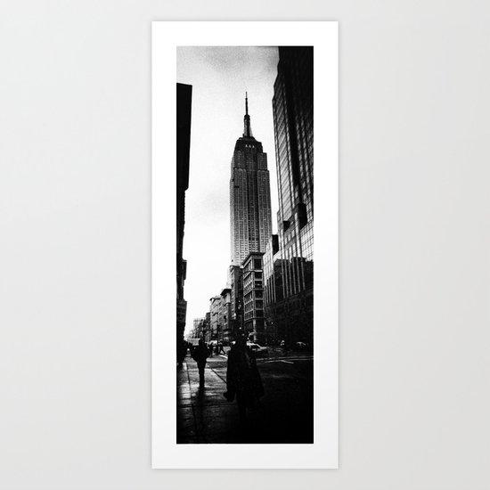 Empire Art Print