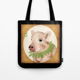 bayleaves and boar Tote Bag