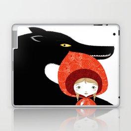 Little Redridinghood Laptop & iPad Skin