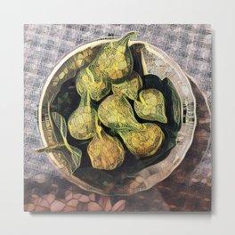 Fresh Figs. Metal Print