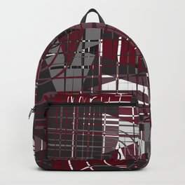 Land of Red Backpack