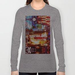 Paradise Sunrise Long Sleeve T-shirt