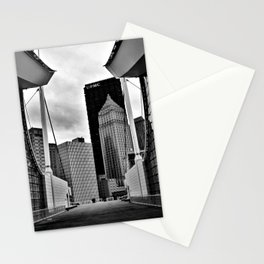 fever dreams in steel city Stationery Cards
