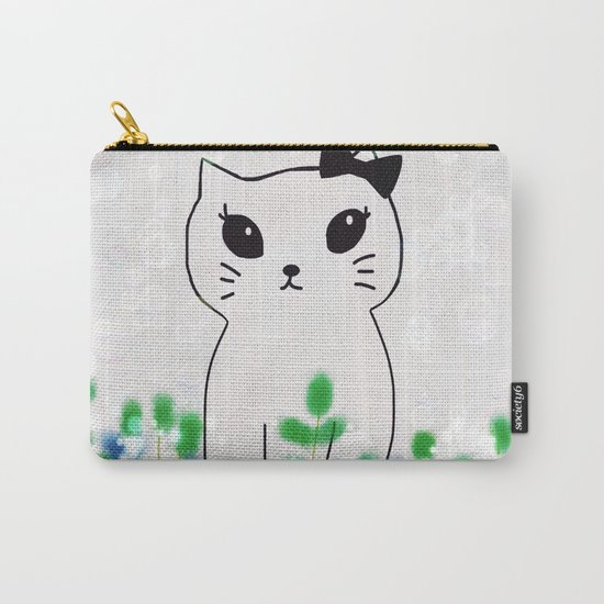 cat-438 Carry-All Pouch