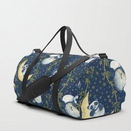 Sh, Sh, Panda Is Sleeping Duffle Bag