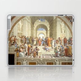 Raphael - The School of Athens Laptop & iPad Skin