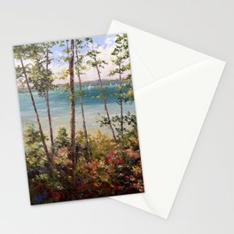 Walloon View Stationery Cards