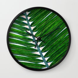 Foliage V3 #society6 3decor #buyart #lifestyle Wall Clock
