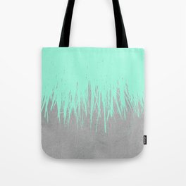 Fringe Concrete Mint Tote Bag