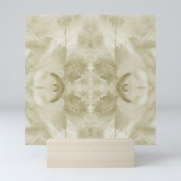 Hummingbird Selah - Taupe Quad Mini Art Print