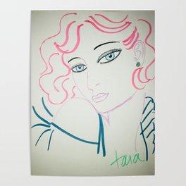 pink minx Poster