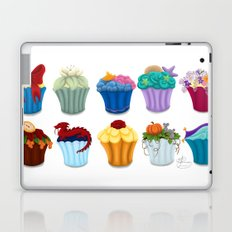 The Princess Cupcake Collection  Laptop & iPad Skin