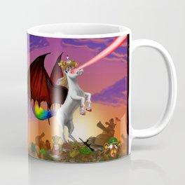 The King is Dead! Coffee Mug