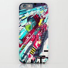 Faster than GAME OVER v2.0 +T-SHIRT DESIGN+ iPhone 6s Slim Case