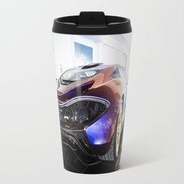 McLaren P1 - Cerberus Pearl - Rear Angle Right Travel Mug