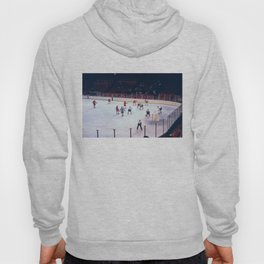 Vintage Ice Hockey Match Hoody