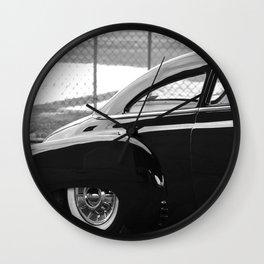 Foster's 52 Wall Clock