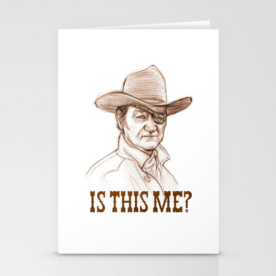 Is This Me? Stationery Cards