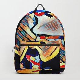 Hot Lava ~ Spill Backpack
