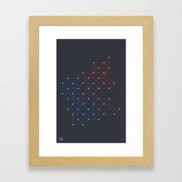 Relatives 14 Framed Art Print