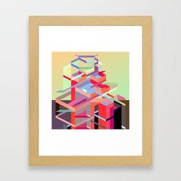 Maskine 18 Framed Art Print