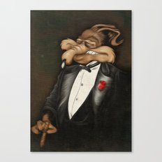ACME Corporation CEO Canvas Print
