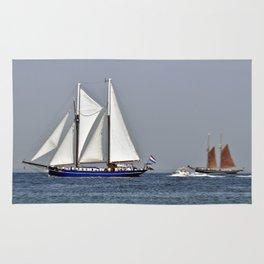 SAILORS WORLD - Baltic Sea Rug