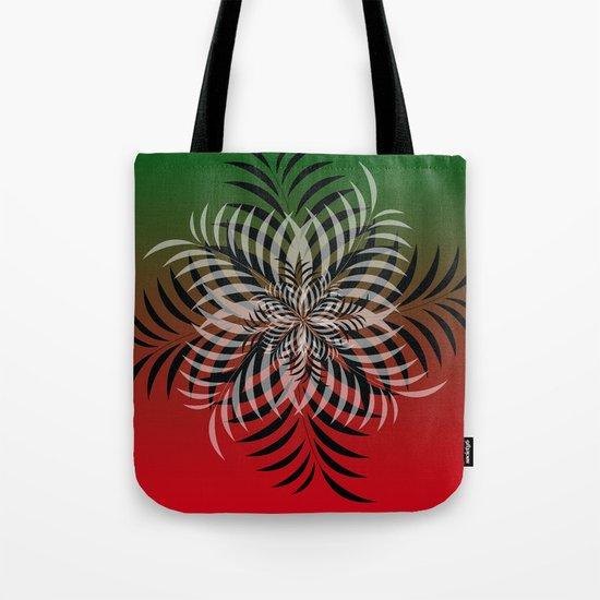 color leaf 2 Tote Bag