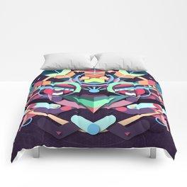 BirdMask Visuals - Peacock Comforters