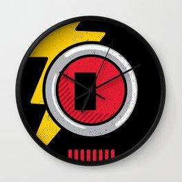 Robot Bowie Wall Clock