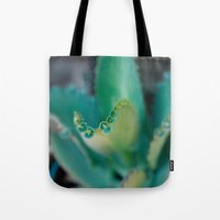 plants Tote Bags featuring Plants by Belen Glaus