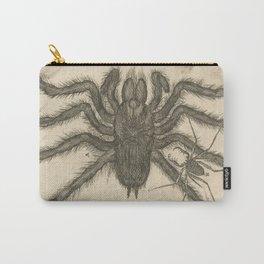 Tarantula Vintage Illustration Carry-All Pouch