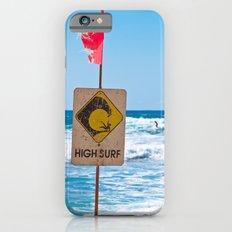 High Surf iPhone 6s Slim Case