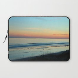 The Day Ends Laptop Sleeve