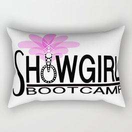 SHOWGIRL BOOTCAMP Rectangular Pillow