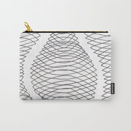 Vibrate by Carly Carry-All Pouch